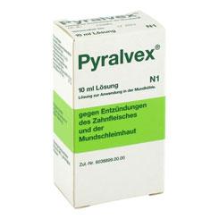 Aphten Medikament Pyralvex Lösung